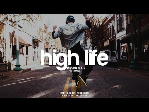"""high Life"" - Old School X Sample Freestyle Beat (prod.danny E.b)"