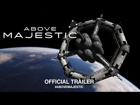 Trailer for Above Majestic Doc About the Secret Space
