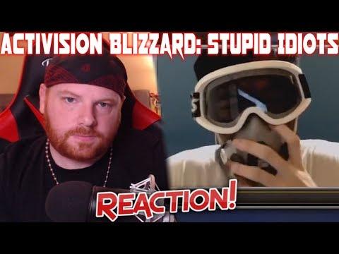 *REUPLOAD* Blizzard Bans Blitzchung - Krimson KB Reacts