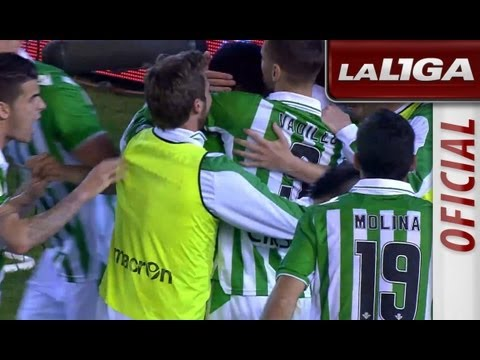 Resumen de Real Betis (3-3) Sevilla FC - HD - Highlights (видео)