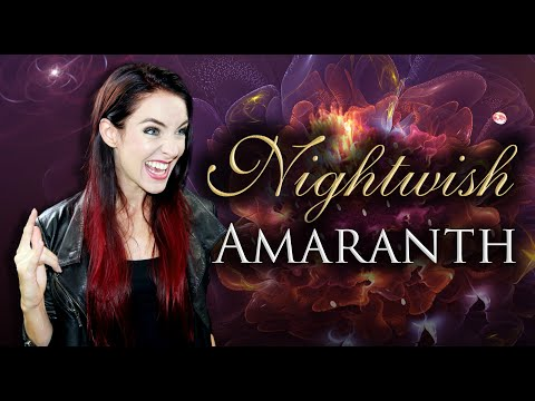 "Nightwish  ""Amaranth"" Cover by Minniva Børresen"