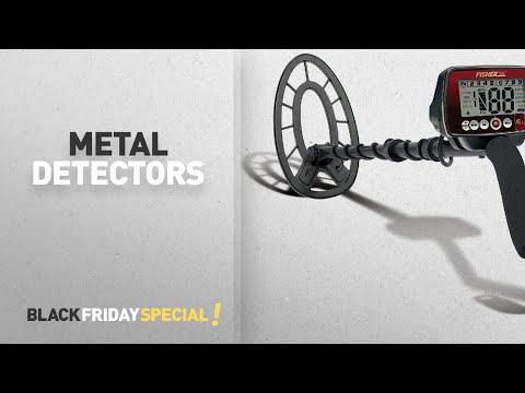 Metal Detectors Black Friday: Fisher F44 Metal Detector