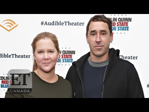 Amy Schumer Speaks Out About Husband's Autism