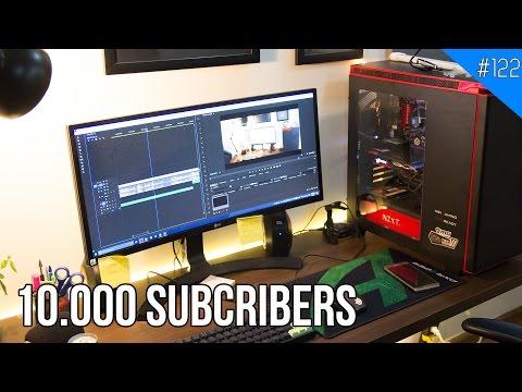 10,000 Subcribers và Playzone TV Gaming Setup Tour
