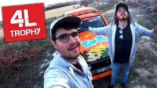 Video L'AVENTURE LA PLUS DINGUE DE MA VIE ! - 4L Trophy EP #1 MP3, 3GP, MP4, WEBM, AVI, FLV September 2017