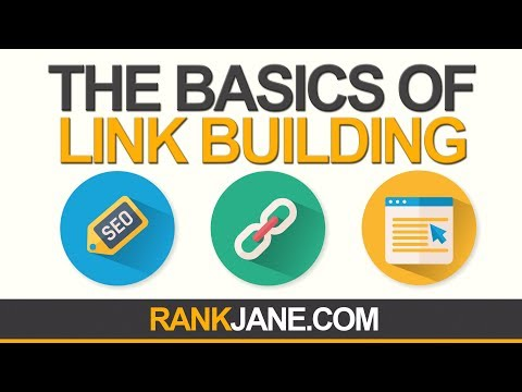 Building link - The basics of link building
