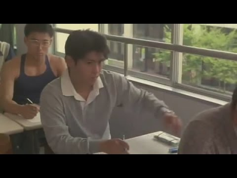 Exam Cheating In Japan