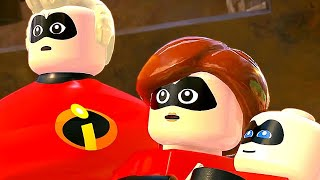 INCREDIBLES 2 'FULL MOVIE' 1080P HD Lego (2018)