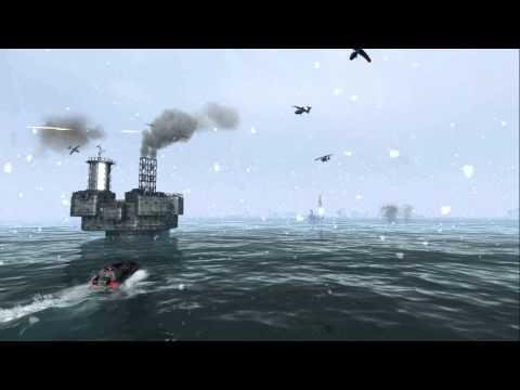Oil Rush - Le premier teaser