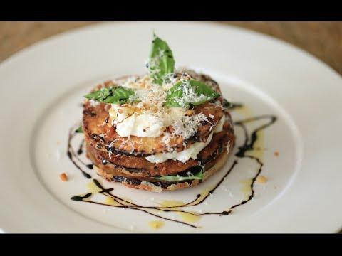 Eggplant Parmesan | Byron Talbott