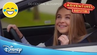 Adventures In Babysitting - Meet Jenny and Lola!  Official Disney Channel US HD