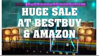 Amazon Rocksmith 2014 Sale...