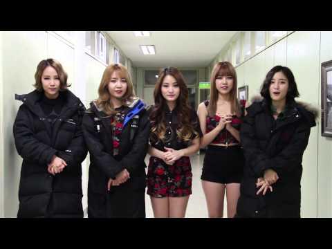 [k-pop] 타히티 - 2014 강원도 홍천 위문열차