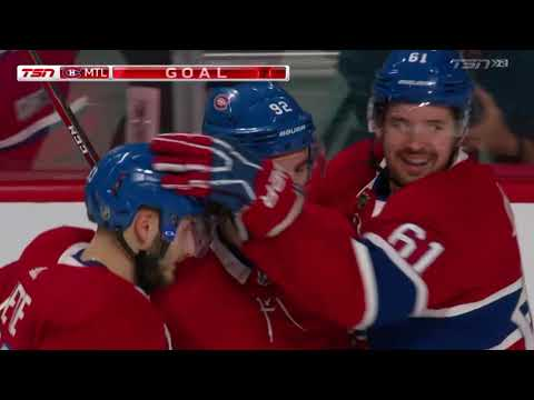 Video: Calgary Flames vs Montreal Canadiens | NHL | OCT-23-2018 | 19:30 EST