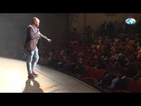 South African Comedian Ngane-Ngane