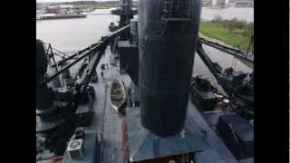 La Porte (TX) United States  city images : Battleship Texas State Historic Site (in La Porte, TX)
