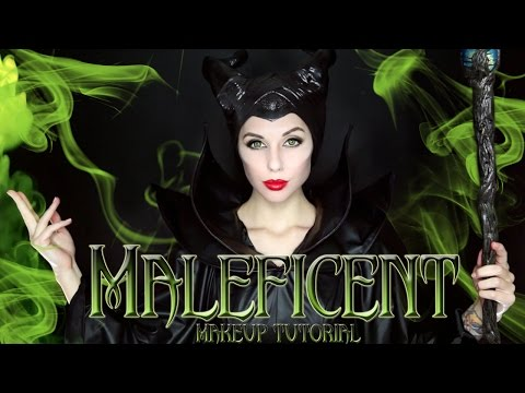 poletti - Hello, beastie! For the second video in my 2014 Halloween tutorial series, I bring you... Maleficent! I had so much fun transforming into this character! Som...