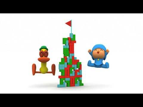 Let's Go Pocoyo- La gran torre (S03E17)