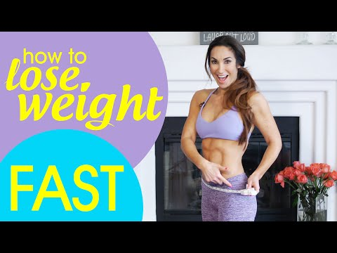 how to lose weight fast with special k