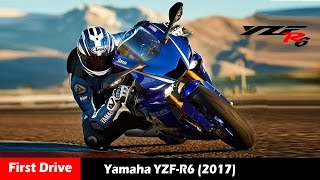 8. Best ever Yamaha YZF R6 2017 Revealed,Detailed specs|First Drive|