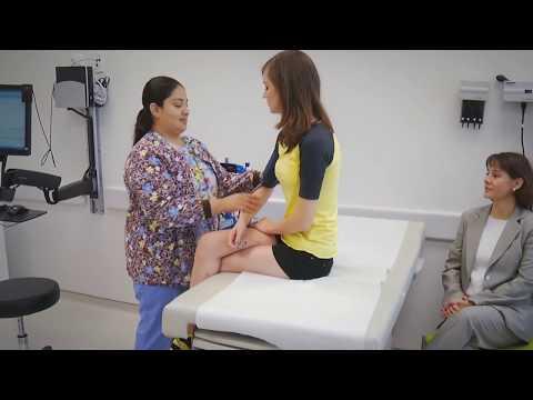 Как гинеколог проверяет девственница
