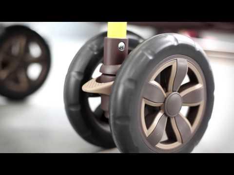 Универсальная коляска Geoby C508-RMCL