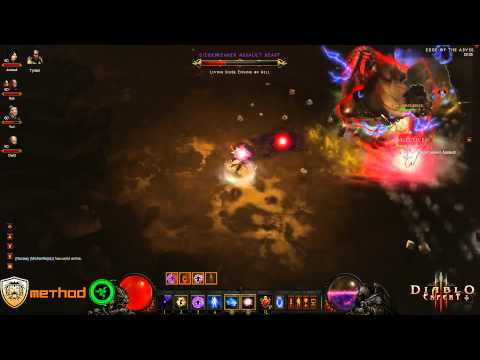 Diablo 3 - Siegebreaker (Inferno) Kill Video World First Video