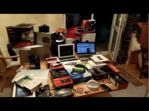 nDevil Gadget Table – Video 2001