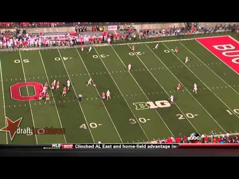 Braxton Miller vs Wisconsin 2013 video.