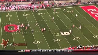 Braxton Miller vs Wisconsin (2013)
