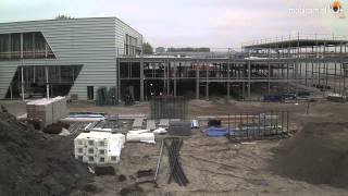 Time lapse video - Audi Centrum