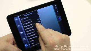 Exeq P-801 -обзор планшета