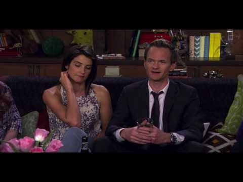 How I Met Your Mother - Barney and Robin divorce