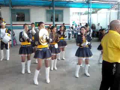 Banda Saletti Niasi na Escola José Batistade Souza - Vertente do Lério