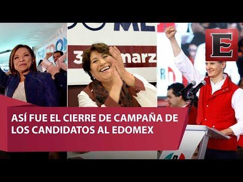 Candidatos al Edomex, sin propuestas novedosas de gobierno