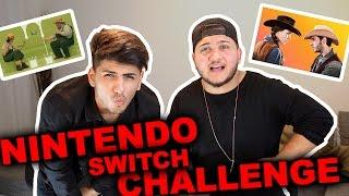 Die Ultimative Nintendo Switch Challenge mit Seko !!! SKK Video: https://www.youtube.com/watch?v=mqeRSfYEC14 ► Mein Instagram: https://www.instagram.com/alim...