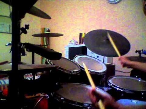 anselmo lara tocando la partitura de un solo de brian blade