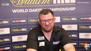 """James Wade: """"I wouldn't be disappointed if I wasn't in the Premier League and I don't think I will"""""""