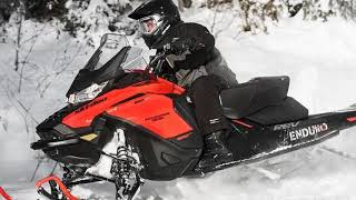 5. Conquer Black Diamond Trails on a 2018 Ski-Doo Renegade® Enduro Ice Ripper XT - near Portland, Maine