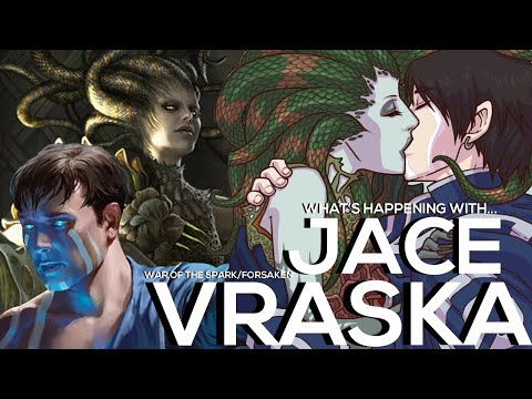 What's Happening With Jace & Vraska? | Magic: The Gathering Lore