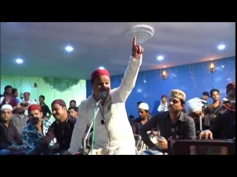 (Part 2) Azim Naza Live Qawwali Programme l Chandshahwali Dargah Urs Mubarakl Powai 2014:
