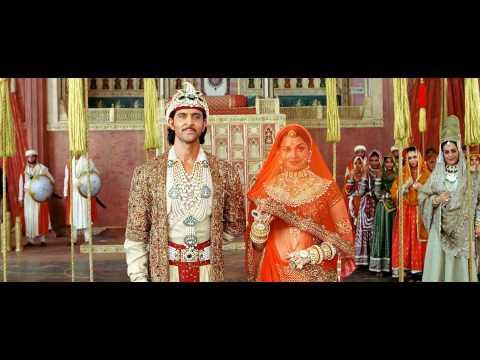 Azeem O Shaan Shahenshah Jodhaa Akbar     blu ray     Hrithik Roshan   Aishwarya Rai   1080p HD   Yo