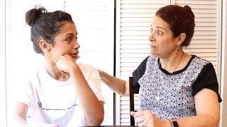 Video TELLING MOM IM PREGNANT. MOTHERS DAY Q&A!! MP3, 3GP, MP4, WEBM, AVI, FLV Agustus 2018