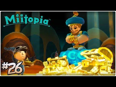 Mooo Verfluchen oder Verschonen? - MiiTopia - #26 - Balui - Nintendo 3DS