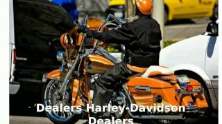 5. 2004 Harley-Davidson Road King Base - Features, Walkaround
