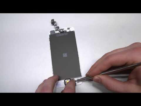 Wie wechselt man selber ein iPhone 5S LCD… unter 80 Euro!
