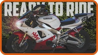 5. 2000 Yamaha R1 First Ride And Review