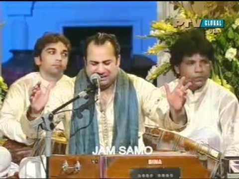 Video Ustad Rahat Fateh Ali Khan kalam Mirza Ghalib Koi Umeed Bar Nahin Aati    Part    02 Video download in MP3, 3GP, MP4, WEBM, AVI, FLV January 2017
