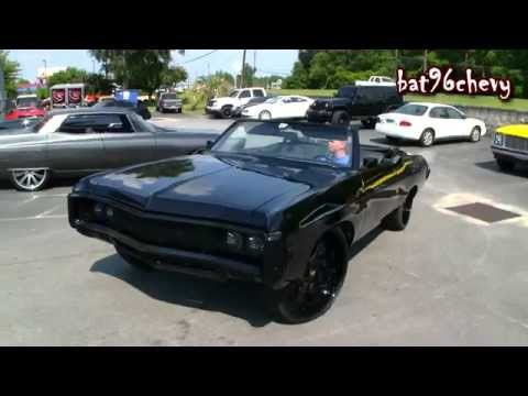 ULTIMATE AUDIO: SUPERCHARGED LS3 1969 Impala on 26