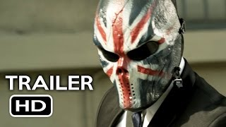 Nonton The Last Heist Official Trailer  1  2016  Henry Rollins  Torrance Coombs Action Movie Hd Film Subtitle Indonesia Streaming Movie Download